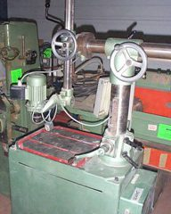 Défonceuse modelage Zimmermann FZ 35