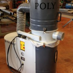 Machine occasion Groupe d aspiration Poly Air 103