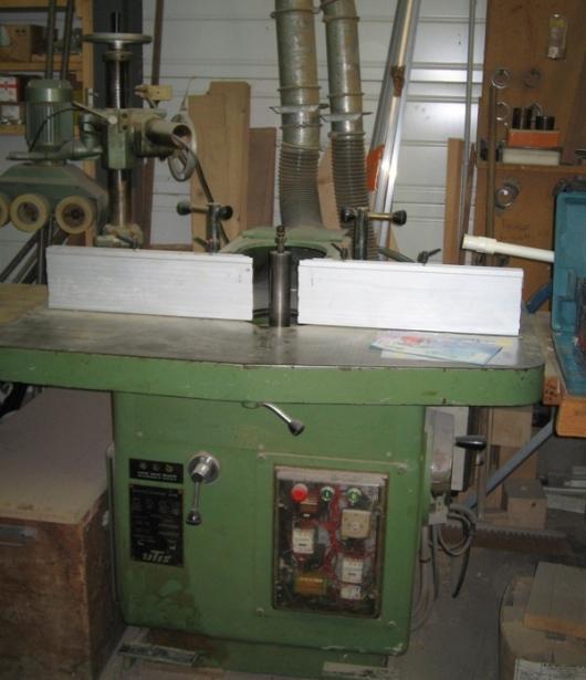 Toupie utis ts50 machines a bois d 39 occasion - Toupie a bois ...