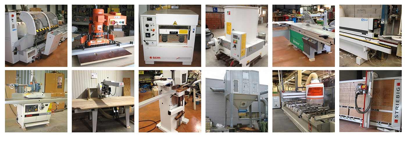 Machines A Bois Doccasion Bois Aluminium Et Pvc