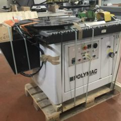 Plaqueuse Polymac Single 89