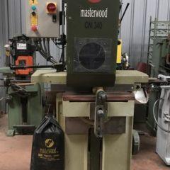 Mortaiseuse à chaine Masterwood OM 340