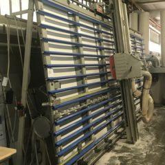 Scie à panneaux verticale GMC KGS 660 S