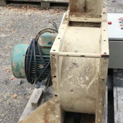 ventilateur d'aspiration