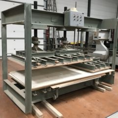 Presse a plaquer Muller